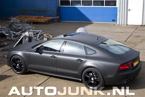 audi a7 tuned audi a7 abt tuned 20inch 20 quot wrapped batmobile foto s