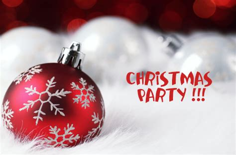 christmas party ideas and invitations