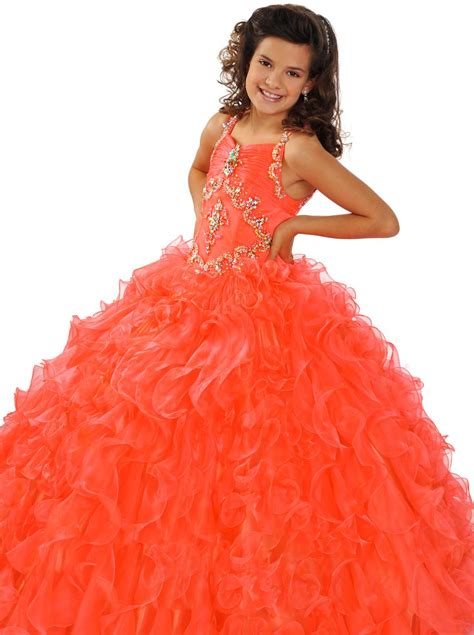 cheap bridesmaid dresses for children