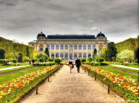 Nice Garden by Jardin Des Plantes Paris Travel To Eat