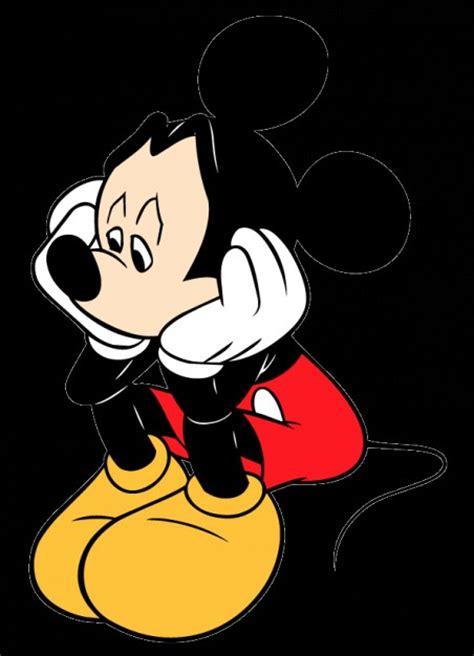 Scarica Clipart Gratis Triste Mickey Mouse Vettoriali Clipart Scaricare Vettori