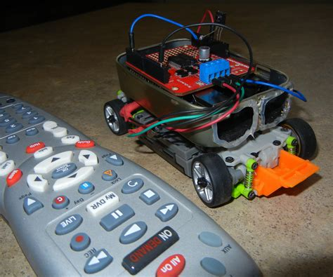 how to make a remote car at home step by step in