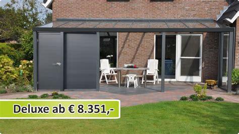 glasdach f r terrassen berdachung terrassenuberdachung alu mit glasdach moderne terrassen