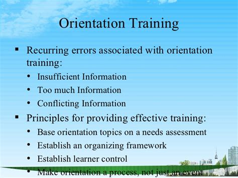 Mba Orientation Programme Ppt by Employee Empowerment Ppt Mba 2009
