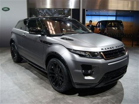 range rover rose gold the range rover evoque victoria beckham special edition