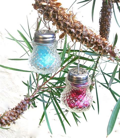 salt shaker ornaments easy enough diy pinterest