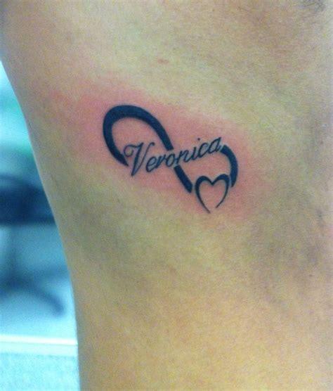imagenes de amor infinito 10 tatoo pinterest amor tatuaje infinito m 225 s nombre estudiotatu badajoz