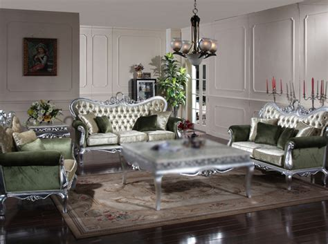 silver living room furniture 2015 european neo classical post modern luxury wood trace