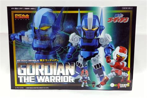 fewture models toys es gokin gordian the warrior