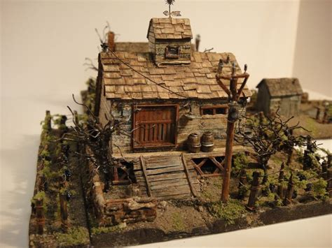 house diorama 74 best miniature scale houses and buildings images on