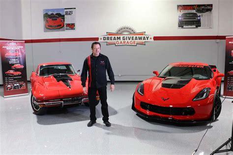 Corvette Sweepstakes - utah man wins two corvettes plus cash in the corvette dream giveaway corvette sales