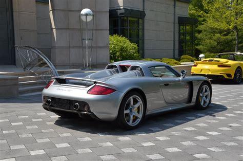 Porsche Carrera Gt Used by 2004 Porsche Carrera Gt Stock Gc Mir134 For Sale Near