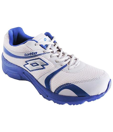 lotto white sports shoes price in india buy lotto white