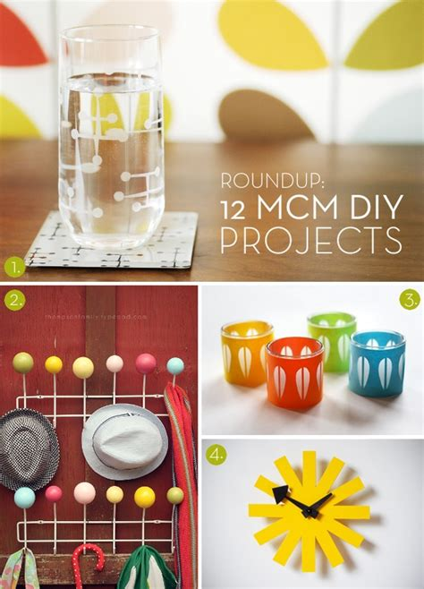 roundup  mid century modern diy projects curbly diy