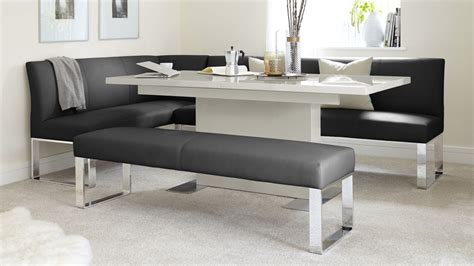 best corner bench dining set grey gloss and 7 seater right hand corner bench dining set