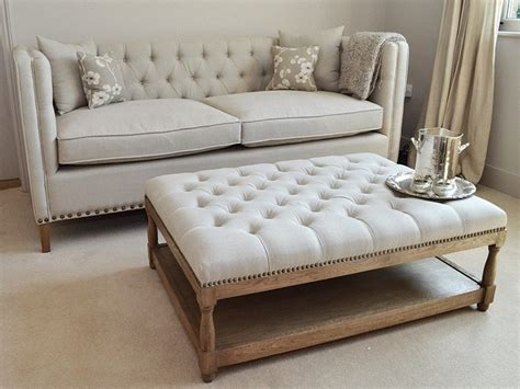 ottoman  coffee table    perfect decision