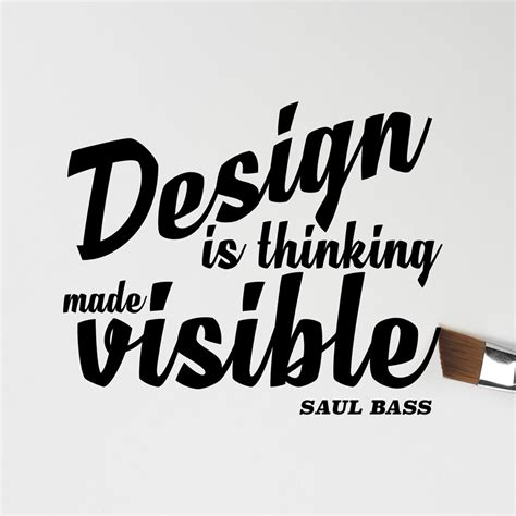 design is thinking made visible graphic design services