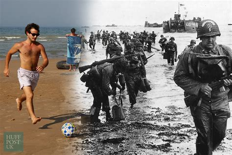 army navy salem ma d day landing pictures then and now 11 striking images