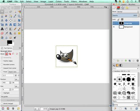 imagenes vectoriales con gimp gimp para mac descargar gratis