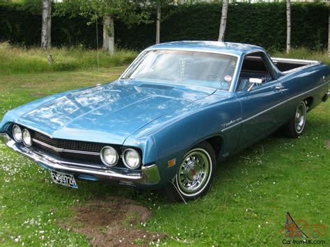 1970 Ford Ranchero by 1970s Ford Ranchero