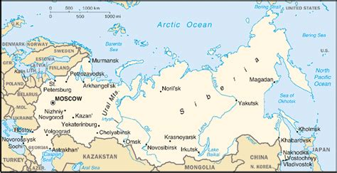 russia map and neighboring countries urapdiba map of russia and surrounding countries