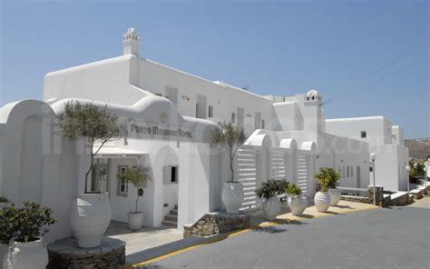 porto mykonos porto mykonos hotel sleep in mykonos mykonos cyclades