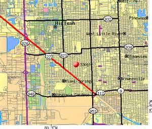map of hialeah florida 33010 zip code hialeah florida profile homes