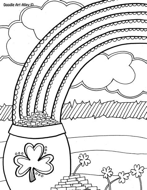 rainbow coloring pages for adults teacher s life made easy free awesome coloring pages