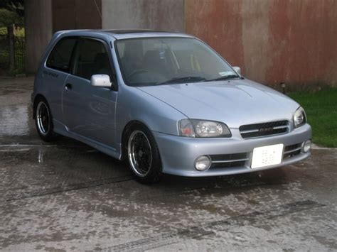 toyota glanza toyota starlet glanza s photos news reviews specs