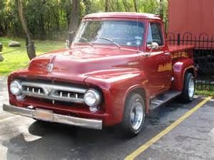 1953 Ford Truck 1953 1956 F100 Html Autos Post