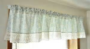 shabby chic valances cottage chic valance shabby chic valance seafoam green sea