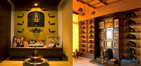 Modern Home Design Kerala by Tips To Design The Pooja Room Of Your Home