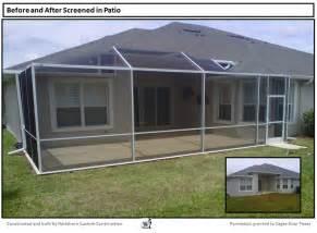 Patio Enclosure Screens by Screens Patio Enclosures Texasmotorized Retractable