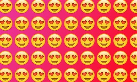 emojiology smiling face  heart eyes