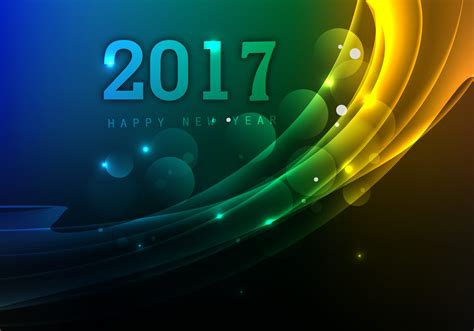 beautifully designed happy new year 2017 download free