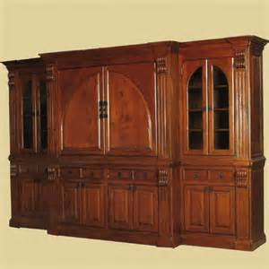tobacco big screen tv armoire paneled doors alder wood ebay