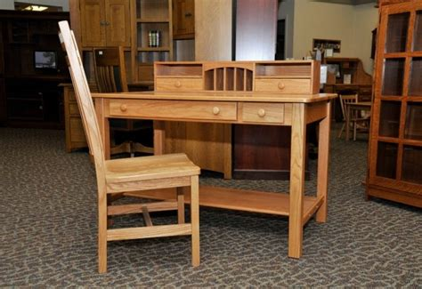 Wood Connection Furniture by Desk 100 The Amish Connection Solid Wood Furniture