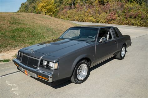 Sleeper Buick Regal by 1987 Buick Regal Fast Classic Cars