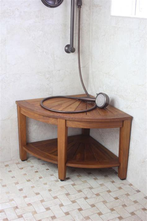 aqua teak shower bench 25 b 228 sta shower benches id 233 erna p 229 pinterest glasdusch dusch och badrum