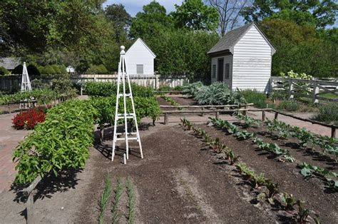 Williamsburg Garden by In S Garden Now Rs Colonial Williamsburg