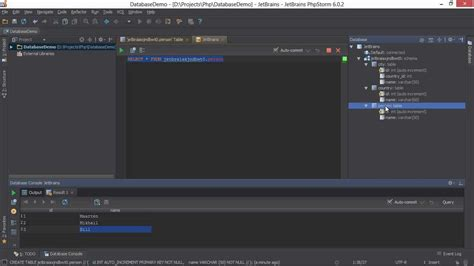 introduction phpstorm video tutorial youtube databases and sql editor in phpstorm phpstorm video