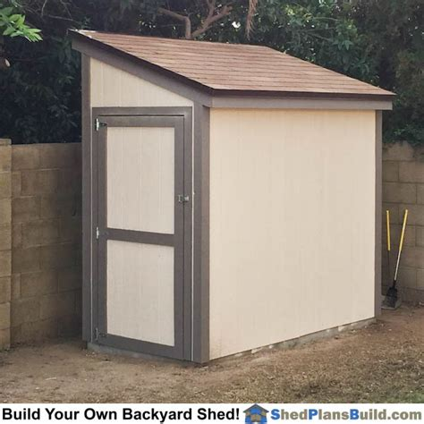 4 X 8 Garden Shed Plans by Photo Gallery Of Building A Storage Shed