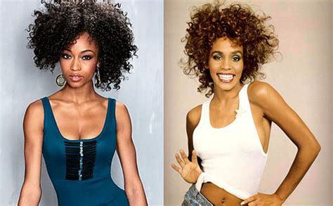 whitney houston biography movie lifetime guess who s gonna play whitney houston in an upcoming