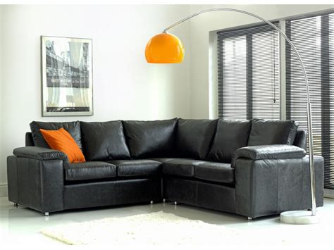black leather corner sofa black leather corner sofa sirocco living room sofas
