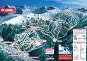 colorado resort map keystone piste maps