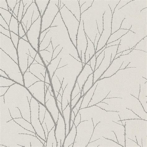 birds trees branch embossed textured non woven wallpaper rasch twig tree branch pattern wallpaper modern non woven textured forest motif