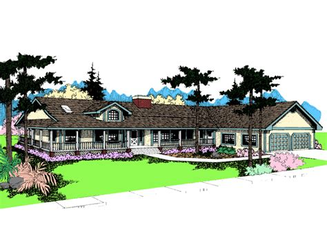 luxury ranch house plans forte luxury ranch home plan 085d 0406 house plans and more