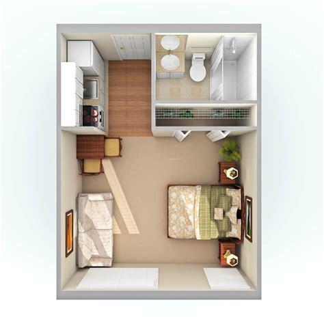 300 sq ft apartment floor plan 3d 400 square foot studio