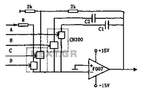 integrator analog circuit analog circuit integrator 28 images integrator analog