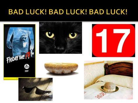 bad luck superstitions italian superstitions